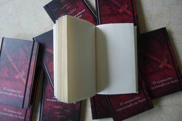 10 libretas firmadas (edición limitada)