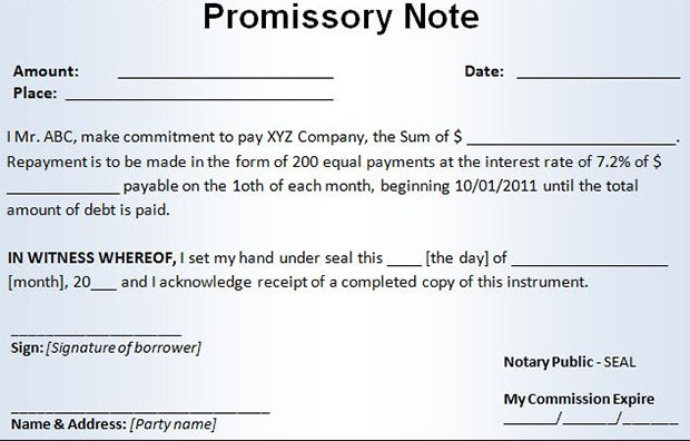 Sell My Promissory Note - Dreamprotectornet How To Sell A