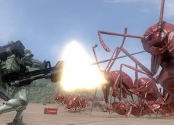 Earth Defense Force 2025 main