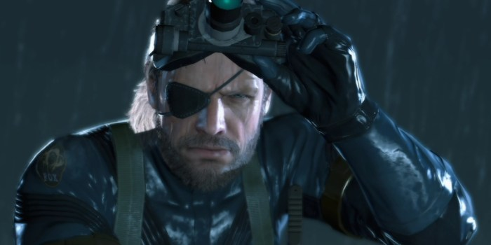 Metal Gear Solid main