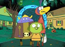 Costume Quest Invasion Of The Candy Snatchers main