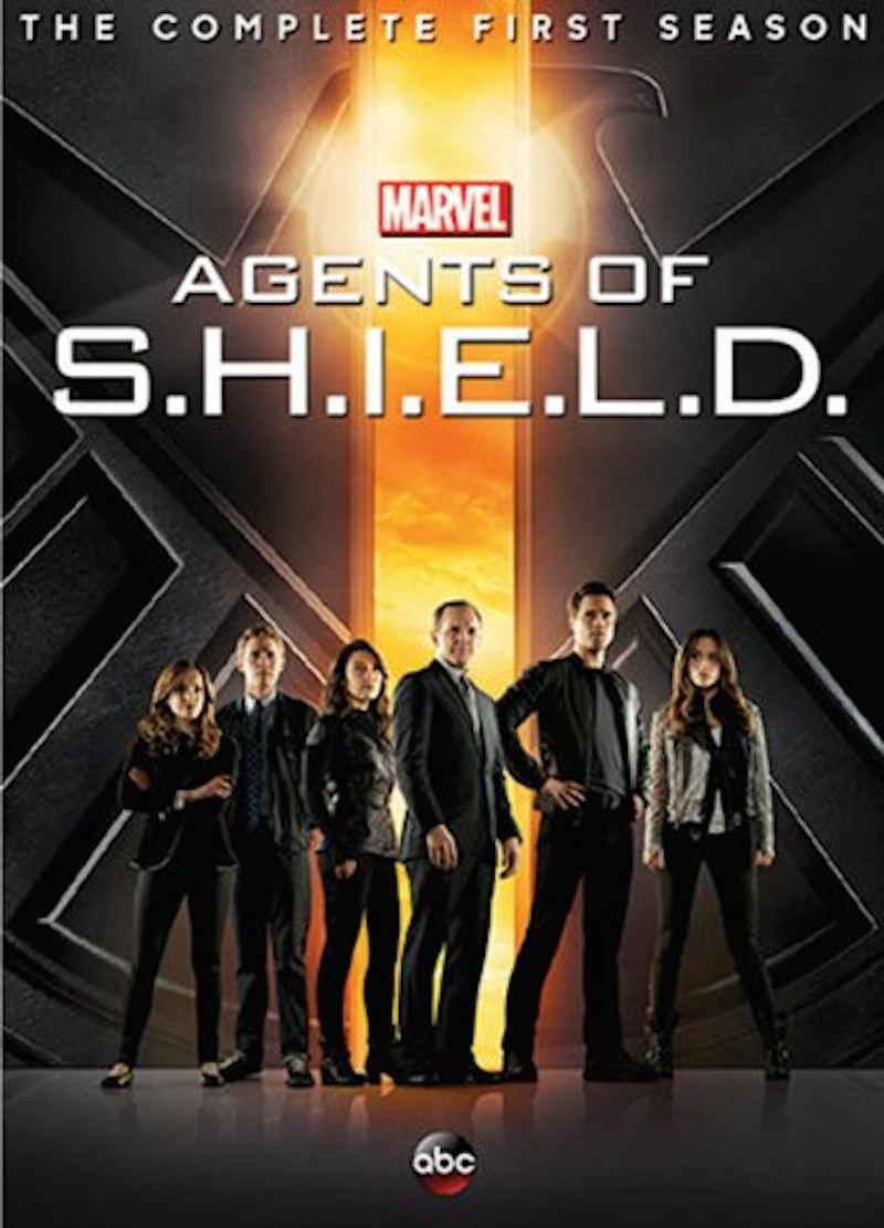 Agents of Shield Cover Agents of Shield Cover