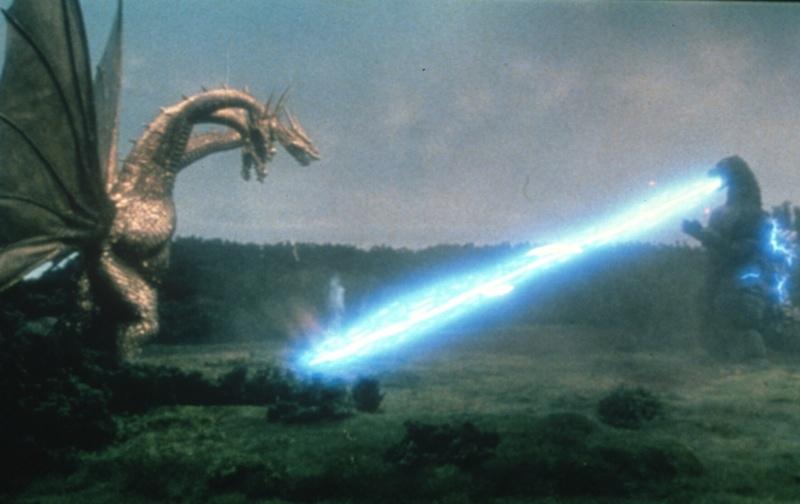 Godzilla Vs. King Ghidorah/Godzilla Vs. Mothra Blu-ray Review ...