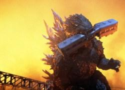 Godzilla Vs. Destroyah:Godzilla Vs. Megaguirus main