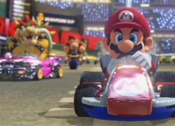 Mario Kart 8 Main