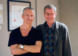 Keith Jarrett and Charlie Haden Last Dance main