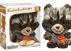 Funko Rocket Raccoon Guardians Of The Galaxy