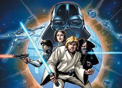 Star Wars Marvel omnibus main