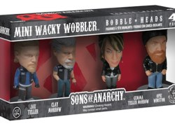 Funko Sons Of Anarchy Mini Wacky Wobblers main:box
