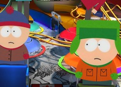 South Park Pinball main