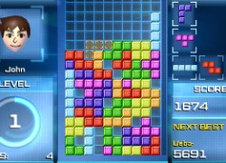 Tetris Ultimate (3DS) main