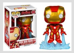 Funko Pop Avengers Age Of Ultron main