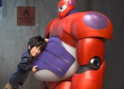 Big Hero 6 main