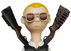 Vinyl Sugar Hot Fuzz Vinyl Idolz main