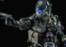 ThreeZero Titanfall IMC Battle Rifle Pilot main