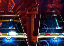 Rock Band 4 main