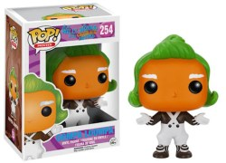 Funko POP Willy Wonka And The Chocolate Factory 254 Oompa Loompa