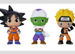 Funko Mystery Minis Best Of Anime S2 Death Note, Dragonball Z, One Piece, Bleach main