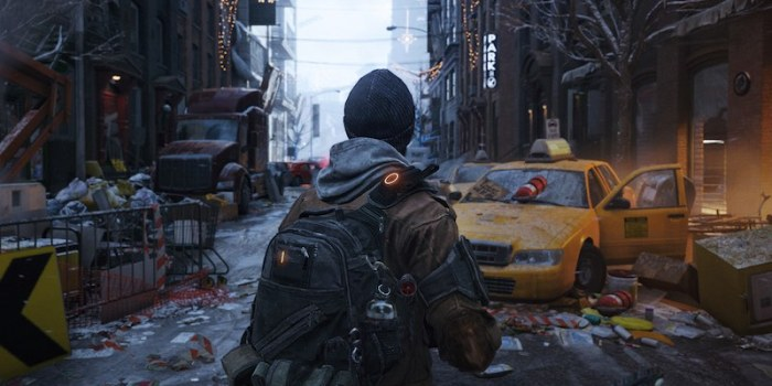 Tom Clancy The Division main dropbox