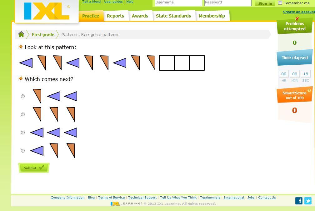 Make Online Calendar Math Sheppard Software Fun Free Online Learning Games And Activity 11 Math Online Games Patterns First Grade