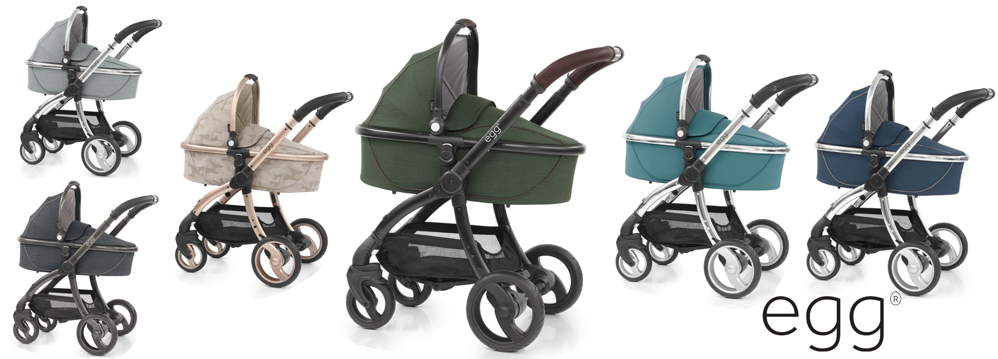 Egg Stroller Cool Mist Egg Brands Paul Stride