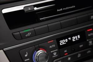 Audi A6 hybrid/Innenraum