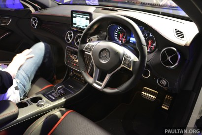 Mercedes CLA launch 8