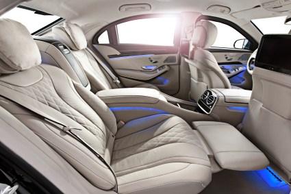 Mercedes-Benz S-Klasse Guard