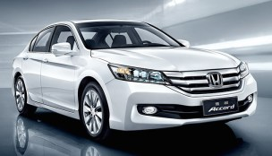 2015 Honda Accord China 2