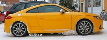 Audi TT-RS 4