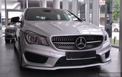 Gallery mercedes benz cla250 shooting brake for Mercedes benz cla 250 top speed