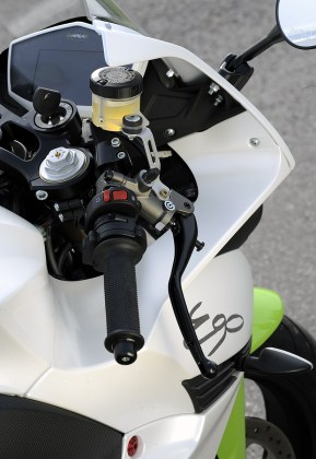 Energica Ego electric motorcycle - 14