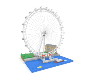 Lego London Eye