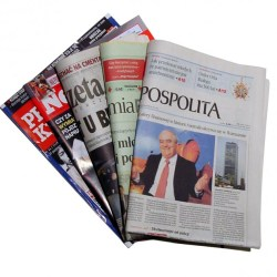 How are magazines and newspapers surviving in a digital world?