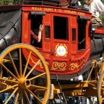 Stagecoaches were dominant in the 19th Century but failed when technology changed