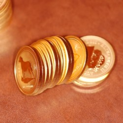 Gold Coins and rivers of gold