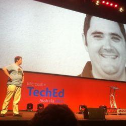 Microsoft TechEd Australia 2012