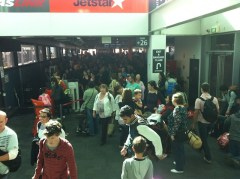 The seventh circle of hell in Jetstar's Melbourne terminal