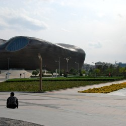 Ordos chinese ghost town