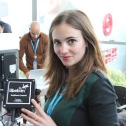 Libelium CEO Alicia Asin