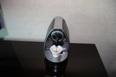 in-room-coffee-machine-hotel-arts-barcelona