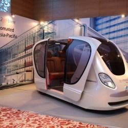 Introducing Singapore's driverless pod