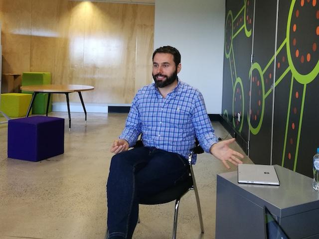 An entrepreneur's journey – a conversation with Muru-D's Ben Sand