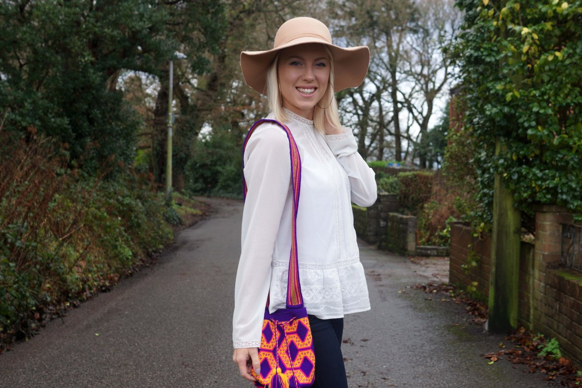 Castellano Ethical Tribal Bags