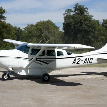 Cessna für 4 personen