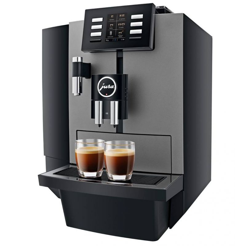 Illy Koffie Machine à Café Grains Jura Xj6 Pour Professionnels