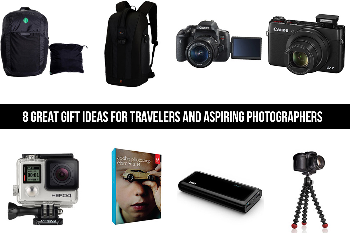 Gifts Photographers 8 Awesome Gift Ideas For Travelers And Aspiring Photographers