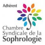 LOGO Chambre syndicale de la Sophrologie-Isabelle GIVRE-sophrologue 77