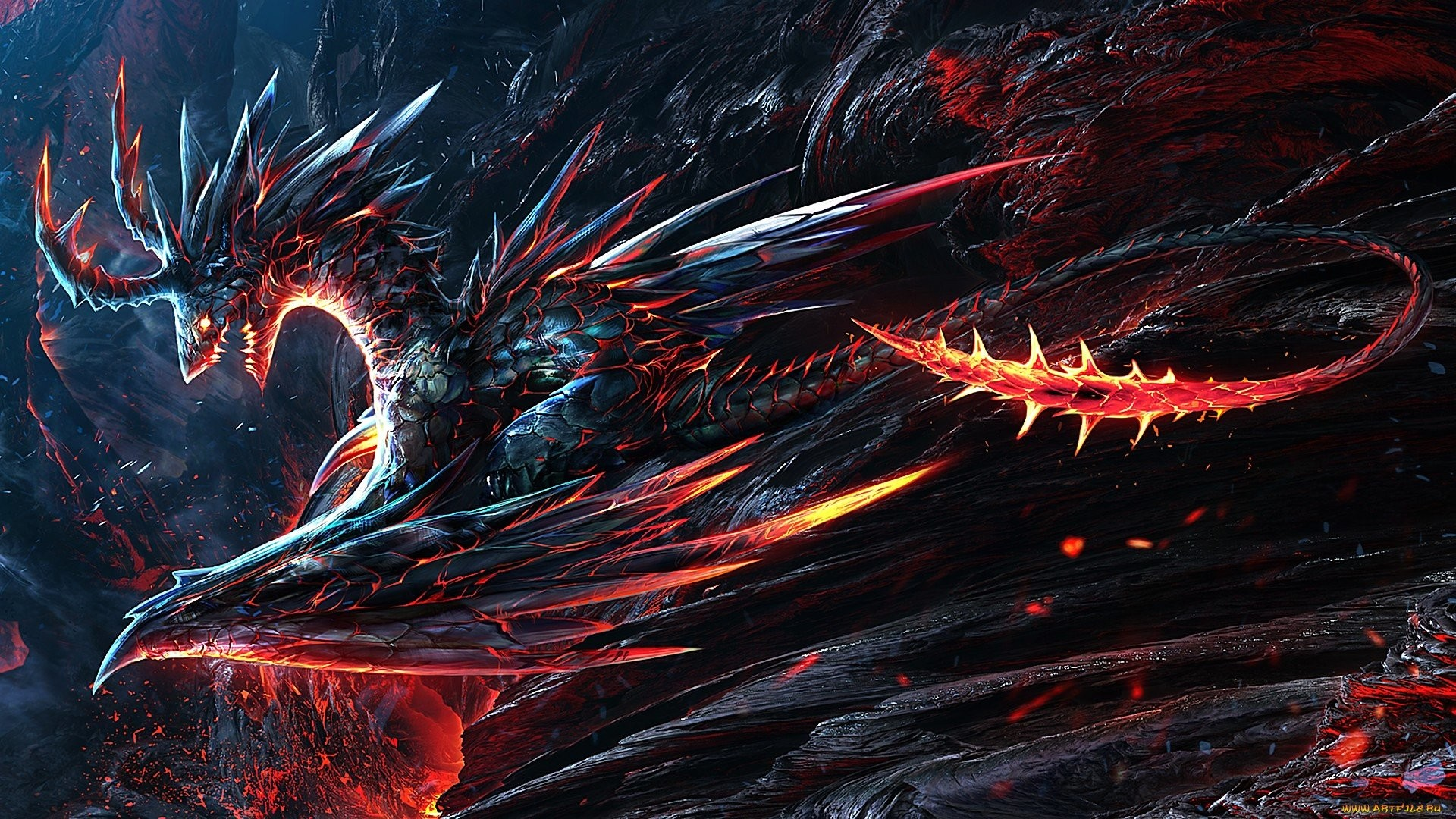 Natsu 3d Wallpapers Cool Dragon Wallpapers 71 Background Pictures