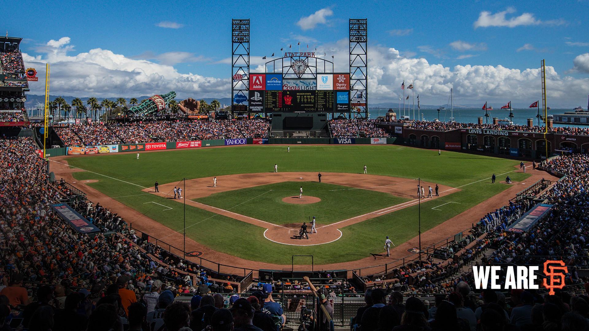 San Francisco Giants Wallpaper Mlb Wallpapers 76 Background Pictures